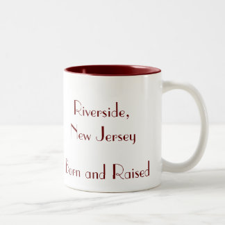 Riverside, NJ Mug