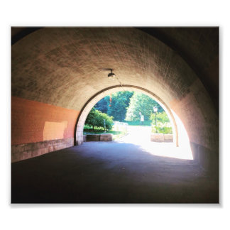 Riverside Park Stone Archway New York Photography Photo Print