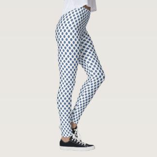 Riverside Polka Dots Leggings
