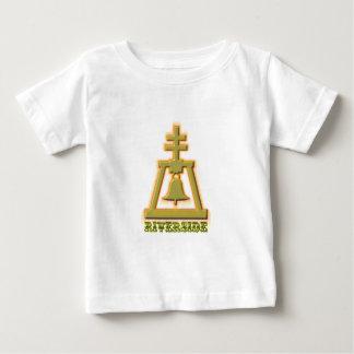 Riverside Raincross Baby T-Shirt