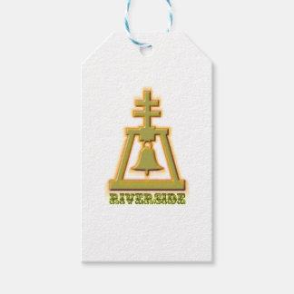 Riverside Raincross Pack Of Gift Tags