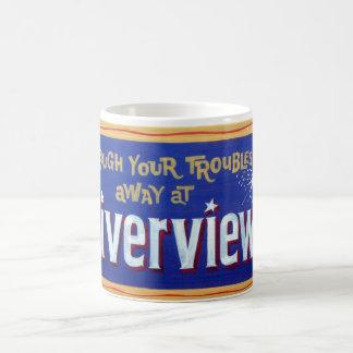 Riverview Amusement Park, Chicago, Illinois Coffee Mug