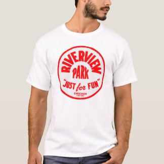 Riverview Amusement Park, Chicago, Illinois T-Shirt