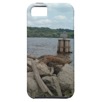 Riverwalk Dubuque Iowa Mississippi River Case For The iPhone 5