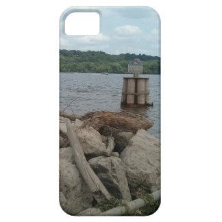 Riverwalk Dubuque Iowa Mississippi River iPhone 5 Case