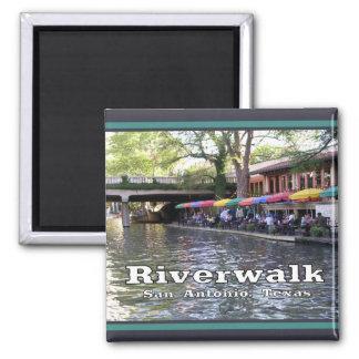 Riverwalk, San Antonio, TEXAS Magnet