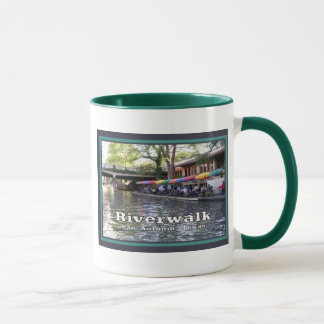 Riverwalk, San Antonio, TEXAS Mug