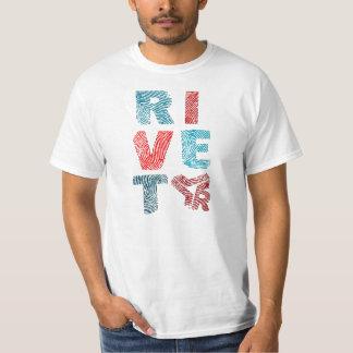 Rivet Fingerprint T-Shirt