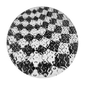 Riveting Fractal Cutting Board