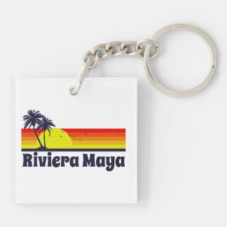 Riviera Maya Keychain