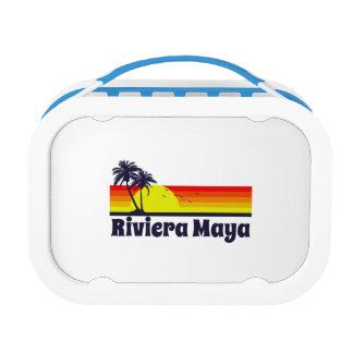 Riviera Maya Lunch Box