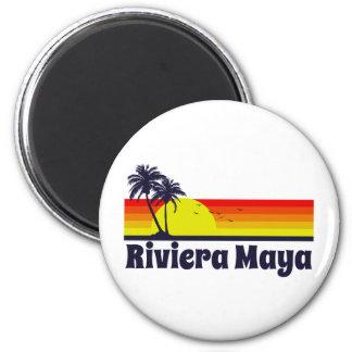 Riviera Maya Magnet
