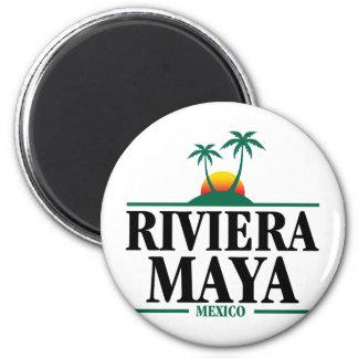 Riviera Maya Mexico Magnet