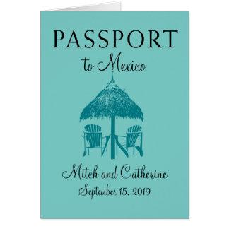 Riviera Maya Mexico   Passport Card