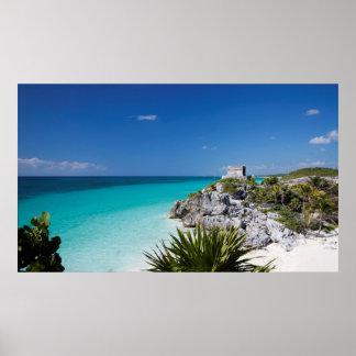 Riviera Maya Poster