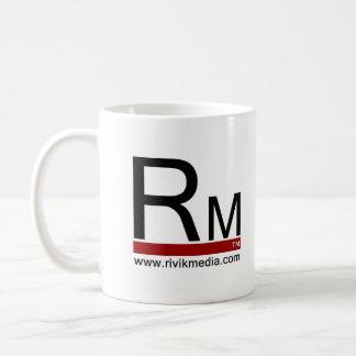 Rivik Media Mug
