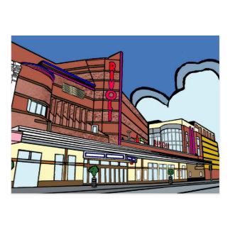 Rivoli Cinema, Camberwell Postcard