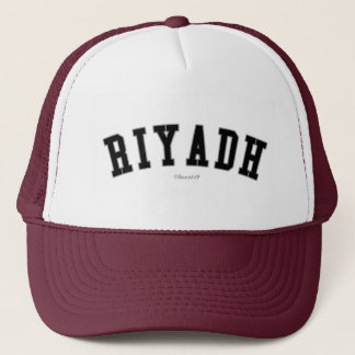 Riyadh Trucker Hat
