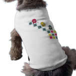 Riyah-Li conçoit Ninjas T-shirt Pour Animal Domestique