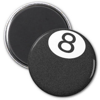 Riyah-Li Designs Vintage 8 Ball Magnet