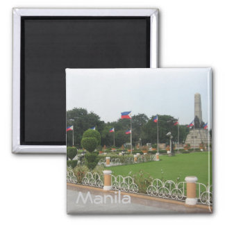 Rizal Park Magnet