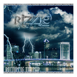 Rizzle Productions Cd Cover Poster