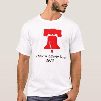 RJ Harris Liberty Team 2012 T-Shirt