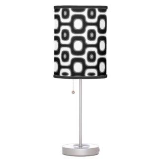 RJ Ipanema sidewalk black white Table Lamp