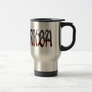 RKBA Right to Keep and Bear Arms Stainless Steel Travel Mug