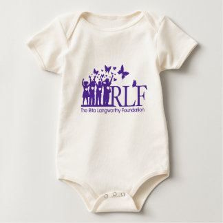 RLF Logo Baby American Apparel Organic Bodysuit