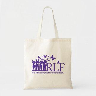 RLF Logo Budget Tote Budget Tote Bag