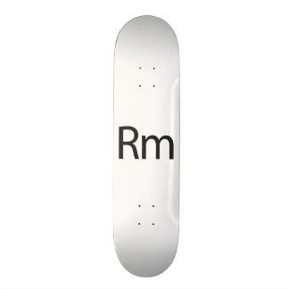 rm.ai custom skateboard