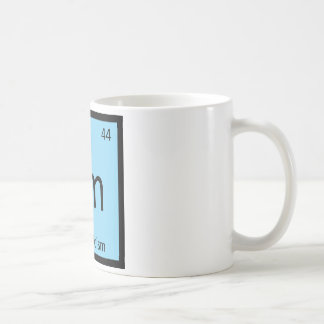 Rm - Romanticism Art Chemistry Periodic Table Coffee Mug