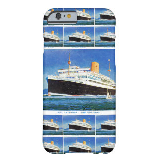 RMS Alcantara Barely There iPhone 6 Case