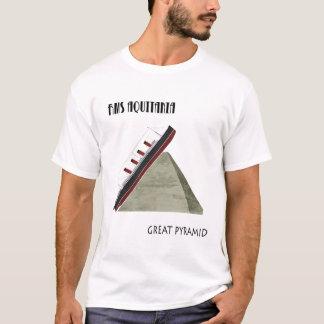 RMS Aquitania T-Shirt