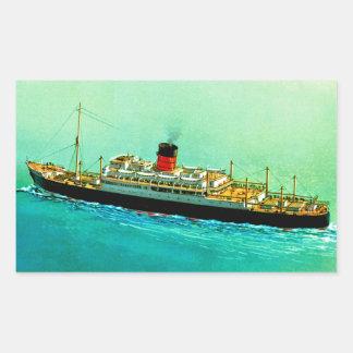 RMS Parthia Sticker