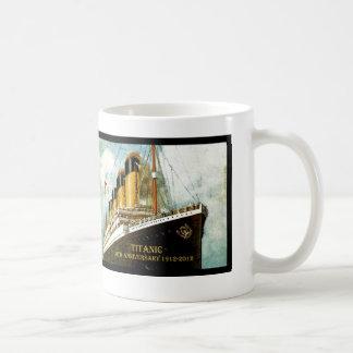 RMS Titanic 100th Anniversary Classic White Coffee Mug