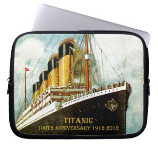 RMS Titanic 100th Anniversary Laptop Sleeves
