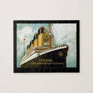 RMS Titanic 100th Anniversary Puzzles
