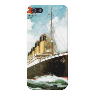 RMS Titanic Case For iPhone 5/5S