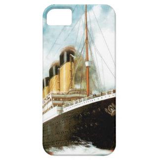 RMS Titanic iPhone 5 Cases
