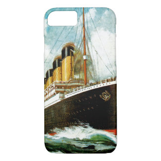 RMS Titanic iPhone 7 Case