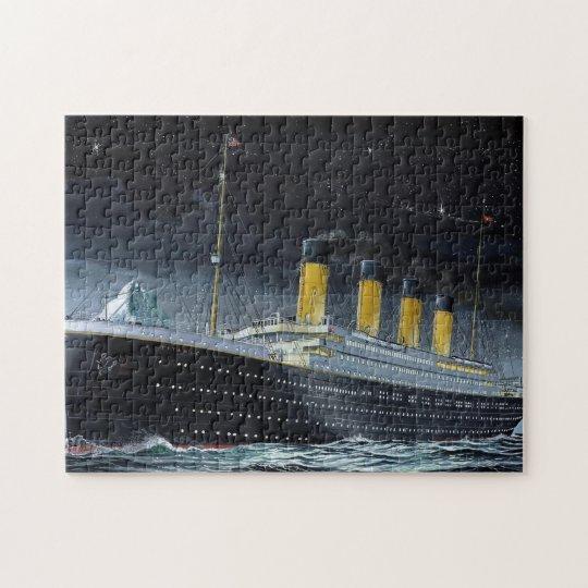 RMS Titanic Jigsaw Puzzle