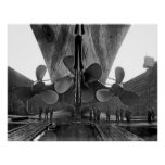 RMS Titanic Propellers