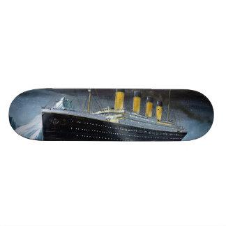 RMS Titanic Skateboard Decks