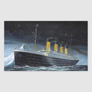 RMS Titanic Sticker