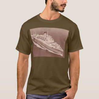 RMS Windsor Castle, Union Castle line T-Shirt