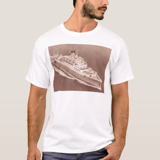 RMS Windsor Castle, Union Castle line T-Shirt