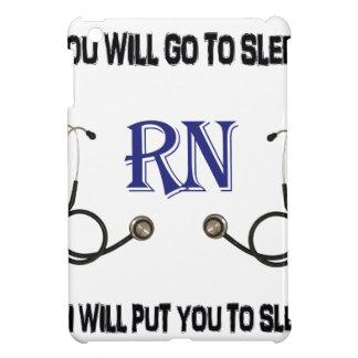 RN Go to Sleep Case For The iPad Mini