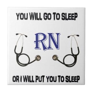 RN Go to Sleep Tile